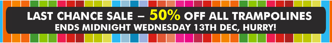50% OFF SALE ON NOW