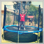 Perfect for all ages! #premiertrampolines